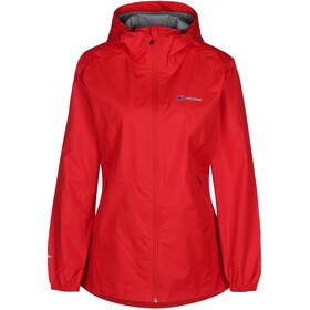 Berghaus Deluge Light Shell Jacket Damen volcano